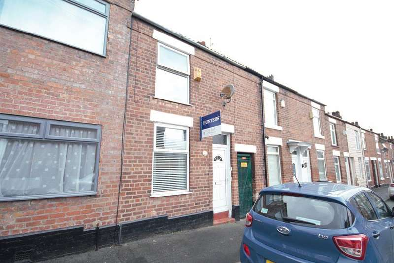 2 Bedrooms Terraced House for sale in Byron Street, Runcorn, WA7 5BX