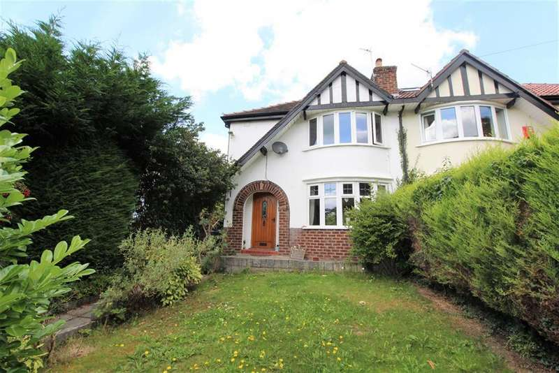 3 Bedrooms Semi Detached House for sale in The Rock, Helsby, Cheshire, WA6 9AS