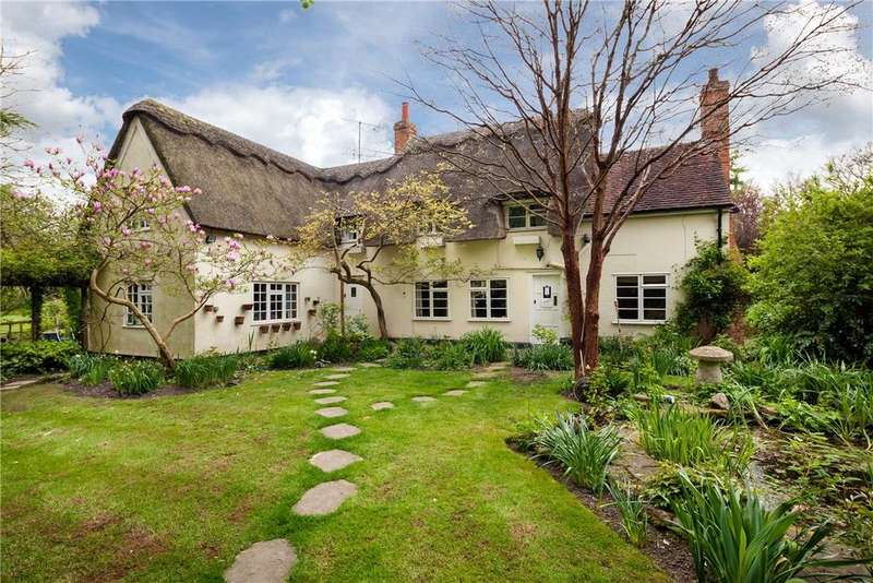 5 Bedrooms Detached House for sale in Thurlow Road, Great Wratting, Haverhill, Suffolk, CB9