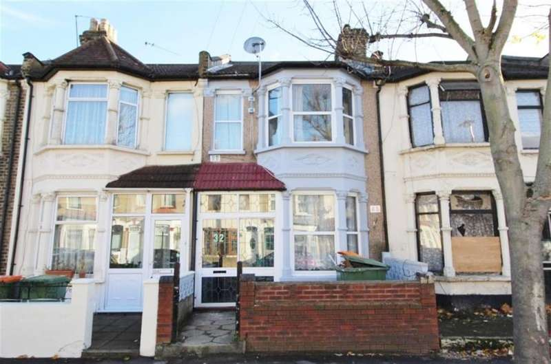 5 Bedrooms Terraced House for sale in Jedburgh Road, Plaistow, London, E13 9LE