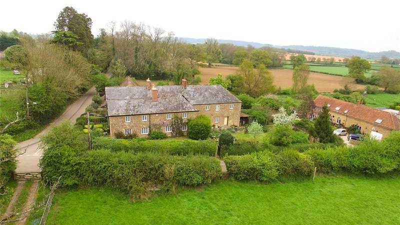 8 Bedrooms Detached House for sale in Yeabridge, South Petherton, Somerset