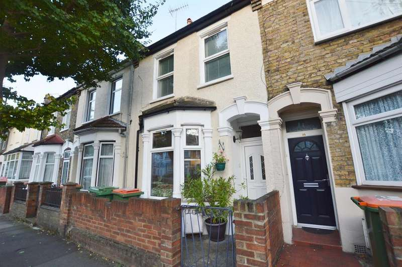 3 Bedrooms Terraced House for sale in Harcourt Road, Stratford, London, E15 3DX