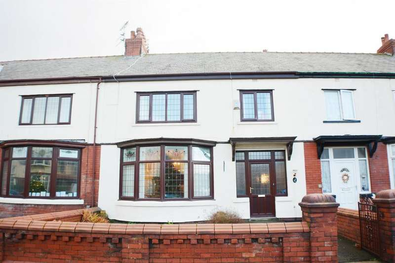 4 Bedrooms Terraced House for sale in Roseberry Avenue, South Shore, Blackpool, FY4 1LB