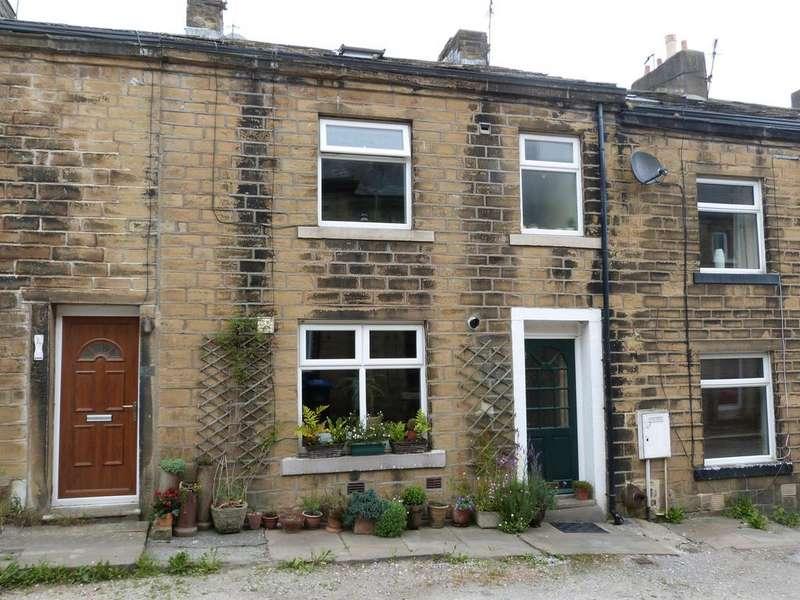 2 Bedrooms Terraced House for sale in Victoria Street, Wilsden, Bradford, BD15 0JL