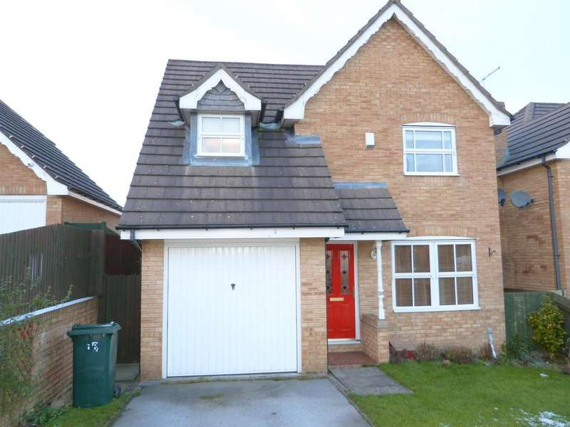 3 Bedrooms Detached House for sale in Acacia Drive, Allerton, Bradford, BD15 9JY