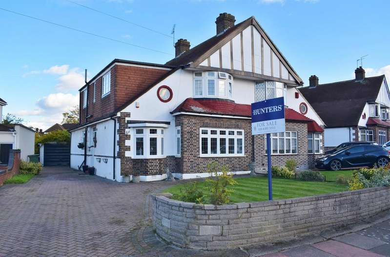5 Bedrooms Semi Detached House for sale in WALTON ROAD, Sidcup, Kent, DA14 4LW