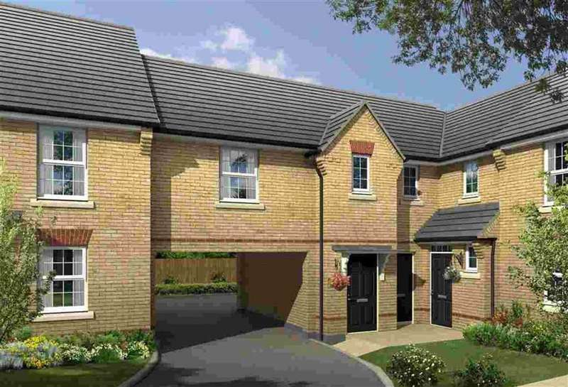 3 Bedrooms Mews House for sale in Gilberts Cross, Moss Lane, Sandbach