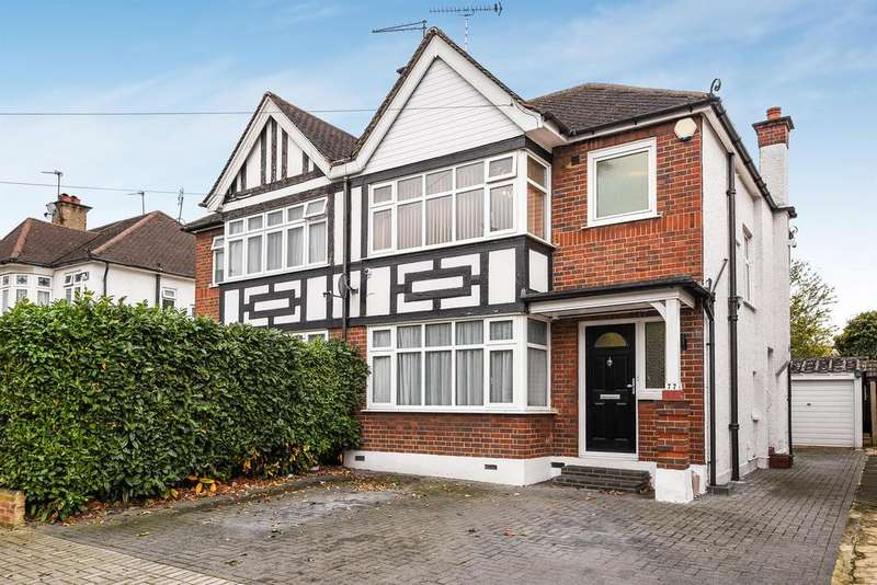 3 Bedrooms Semi Detached House for sale in Regal Way, Harrow, HA3 0SD