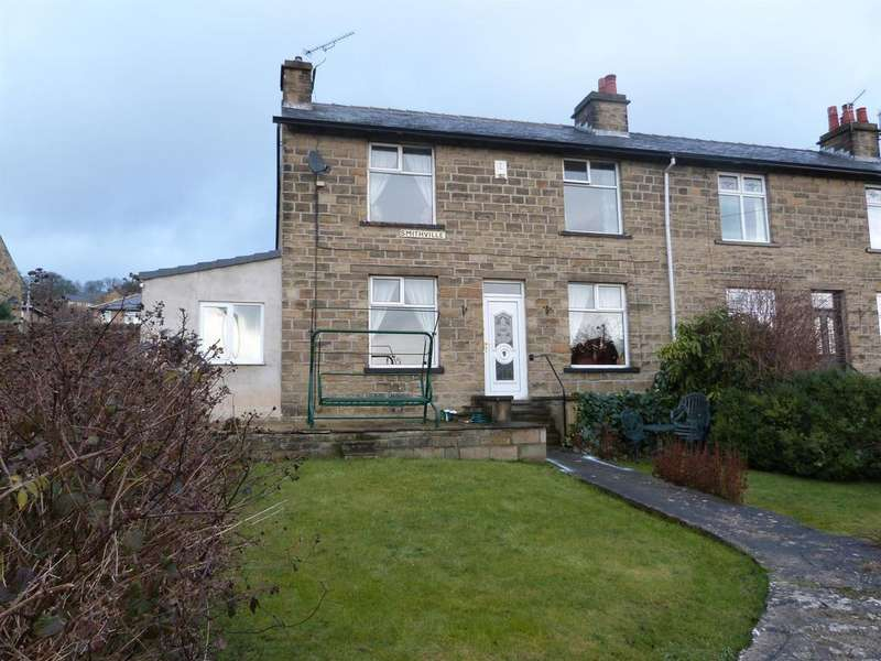 3 Bedrooms End Of Terrace House for sale in Smithville, Riddlesden, Keighley, BD21 4EX