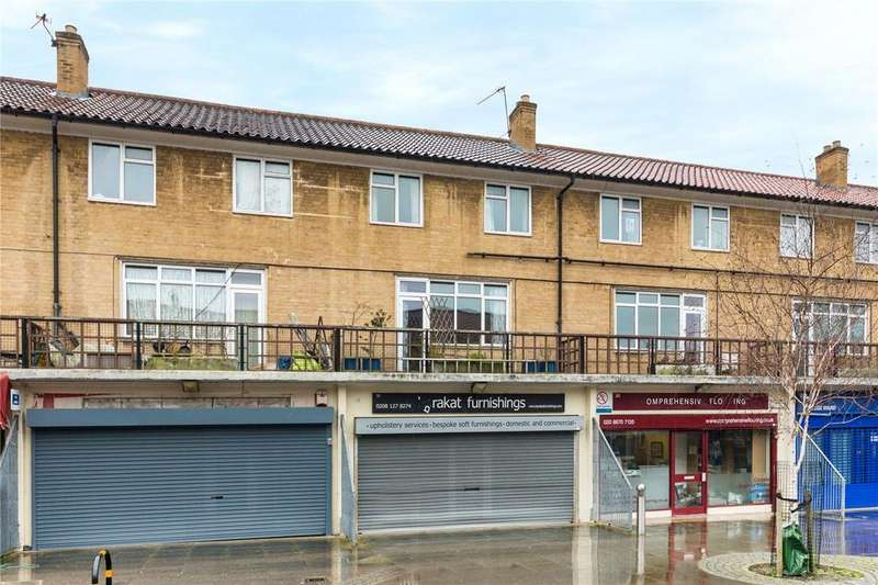 3 Bedrooms Maisonette Flat for sale in Seeley Drive, London, SE21