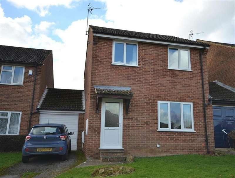 3 Bedrooms Link Detached House for sale in Everside Lane, Cam, Dursley, GL11 5UL
