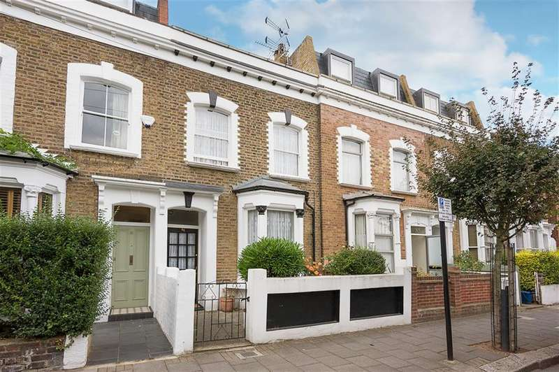 3 Bedrooms Terraced House for sale in Nevill Road, London, N16
