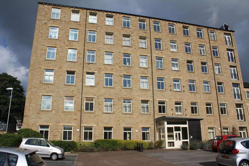 2 Bedrooms Flat for sale in Textile Street, Dewsbury, WF13 2EY