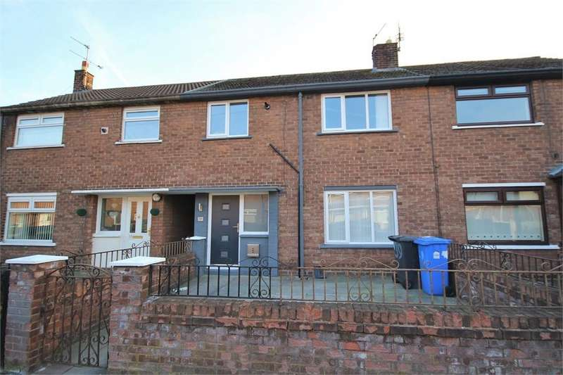 3 Bedrooms Terraced House for sale in Heralds Close, WIDNES, Cheshire