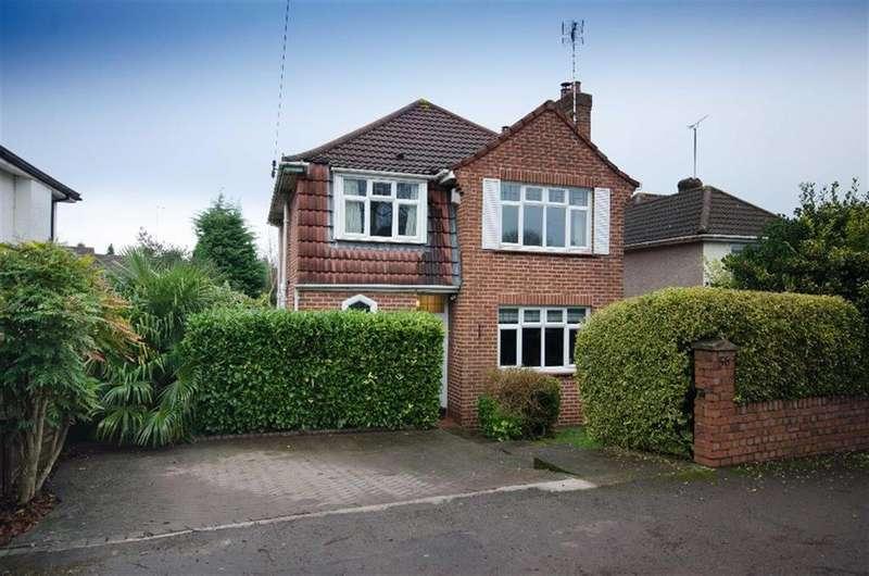 4 Bedrooms Detached House for sale in Mangotsfield Road, Mangotsfield, Bristol