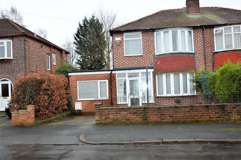 3 Bedrooms Semi Detached House for sale in Green Walk, Gatley, CHEADLE, Cheshire