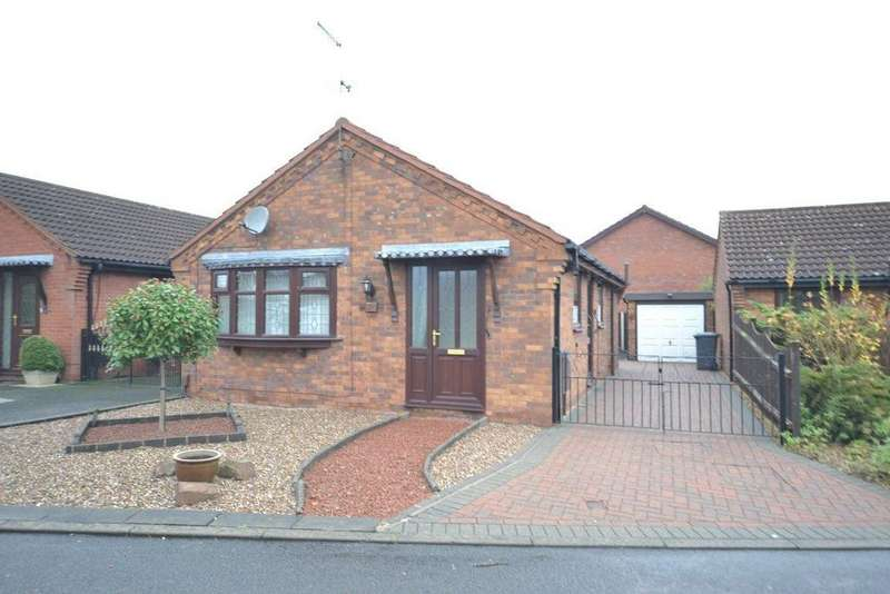 2 Bedrooms Bungalow for rent in Kielder Drive, Bingham, Notts