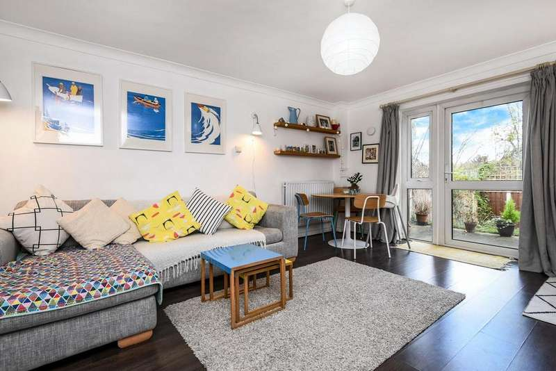 2 Bedrooms Terraced House for sale in Sinclair Place, Brockley