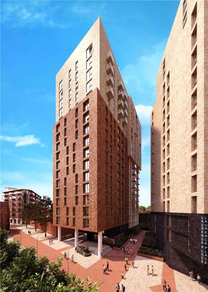 1 Bedroom Flat for sale in Exchange Point,, Laurence Place,, Salford, M3