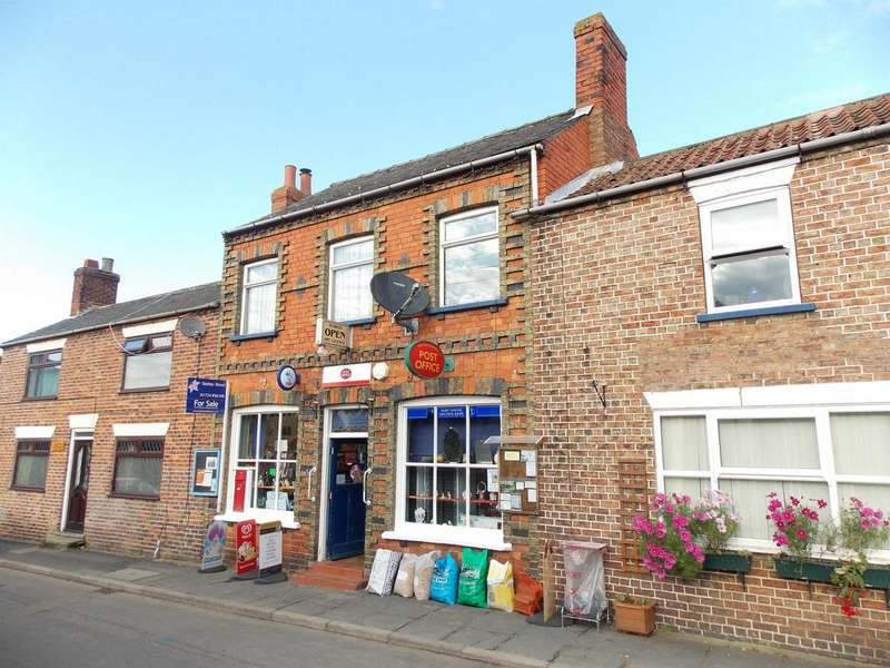 4 Bedrooms Detached House for sale in Silver Street, Waddingham, Gainsborough,