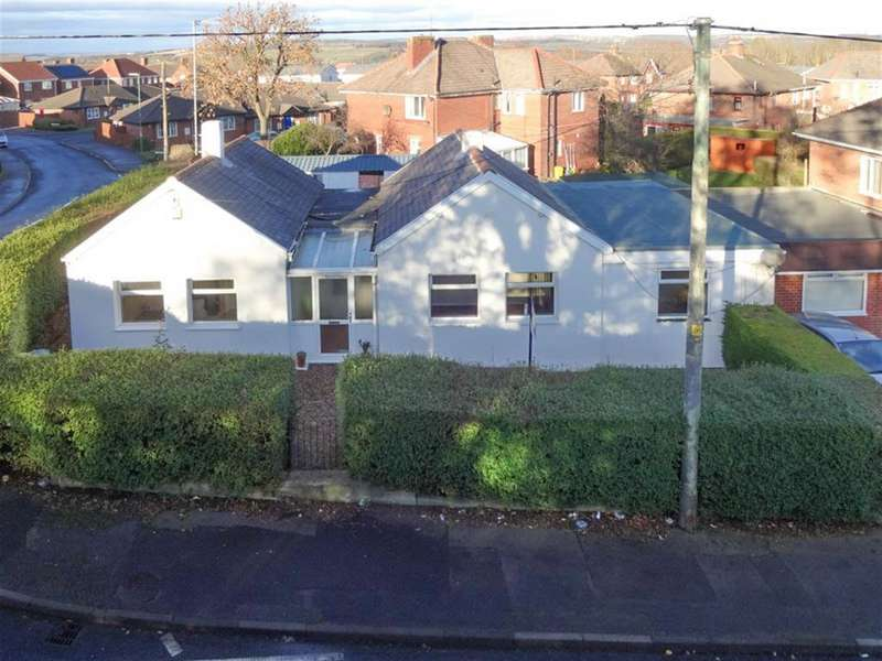 5 Bedrooms Detached Bungalow for sale in Gill View, Consett, DH8 8ER