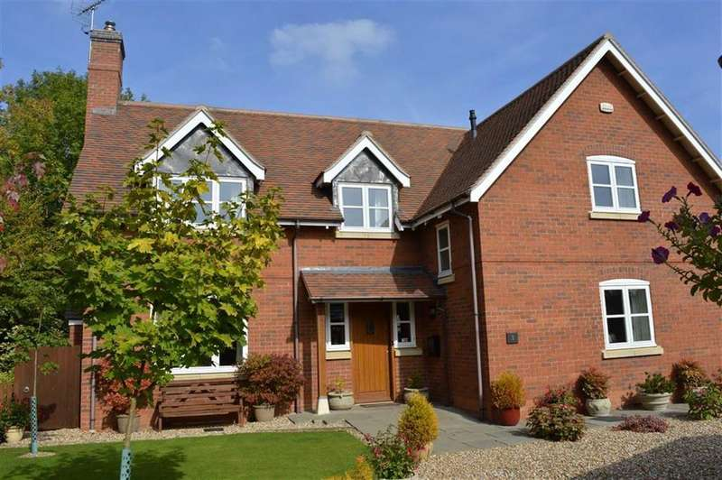 4 Bedrooms Detached House for sale in 3, St Anthony, Yarpole, Herefordshire, HR6