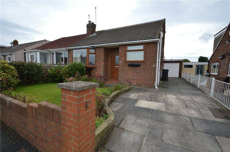 3 Bedrooms Semi Detached Bungalow for sale in Castle Ings Gardens, Leeds, West Yorkshire