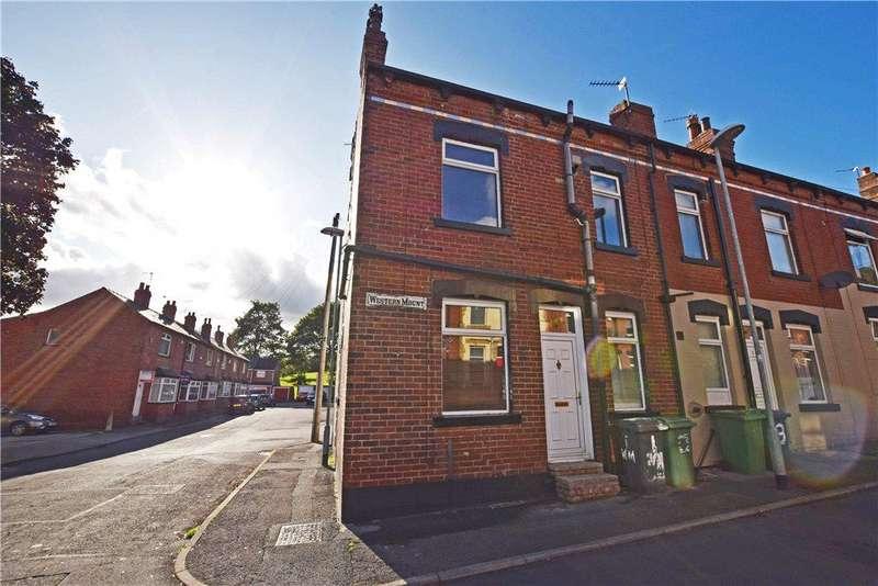 2 Bedrooms Terraced House for sale in Western Mount, Wortley, Leeds