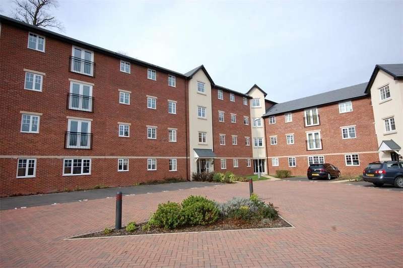 2 Bedrooms Flat Share for rent in 14 Greyfriars House, Stourbridge Road, Bridgnorth, Shropshire, WV15