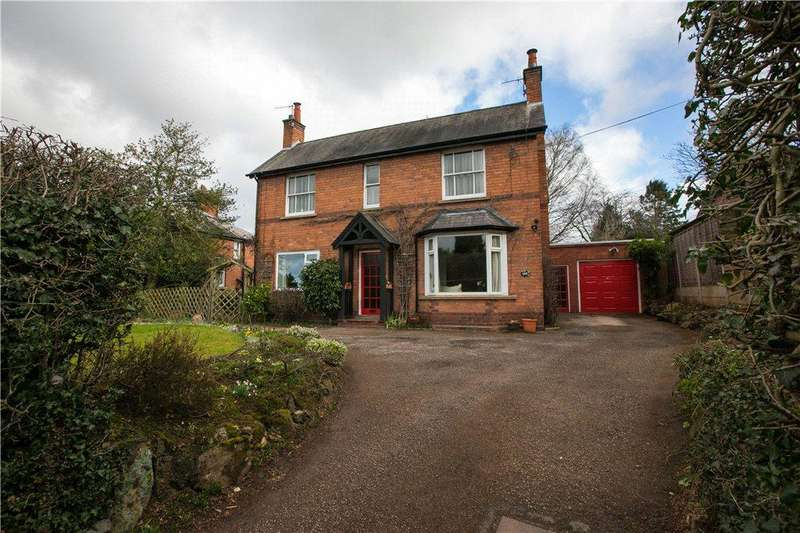 4 Bedrooms Detached House for sale in New Road, Bromsgrove, B60