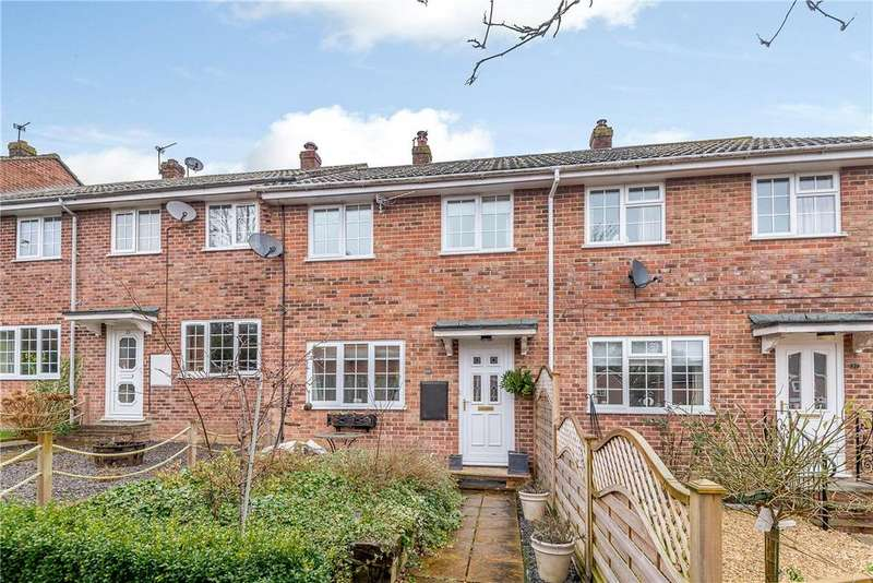 3 Bedrooms House for sale in Harwood Rise, Woolton Hill, Newbury, Hampshire, RG20