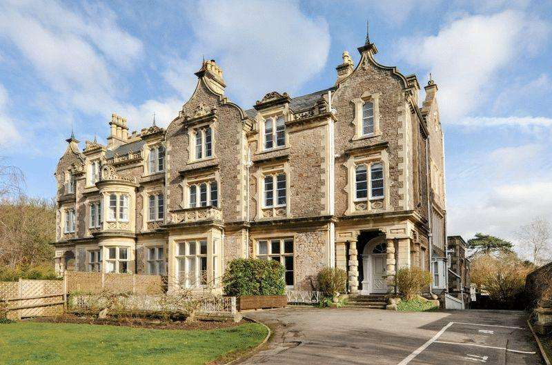 2 Bedrooms Apartment Flat for sale in Clifton Down, Clifton