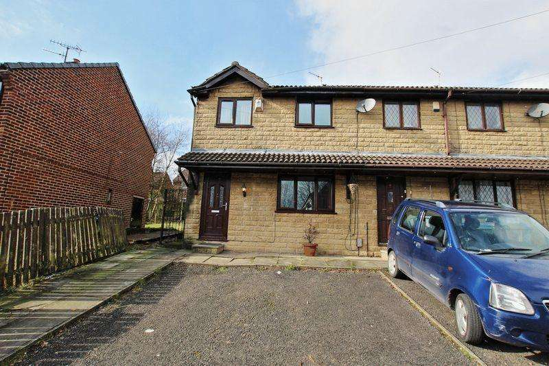 3 Bedrooms Terraced House for sale in Cooper Fold, Middleton M24 6JN