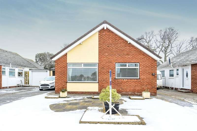 2 Bedrooms Detached Bungalow for sale in Derrie Avenue, Abergele, LL22