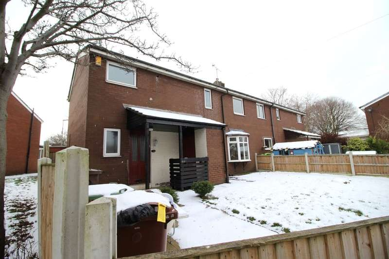 4 Bedrooms Terraced House for rent in Armstrong Close, Normanton, WF6