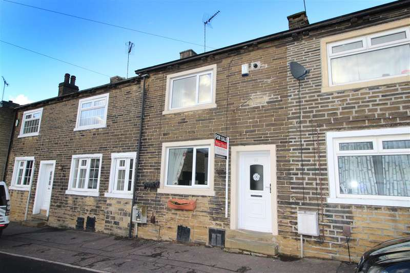 2 Bedrooms Cottage House for sale in Boy Lane, Wheatley, Halifax