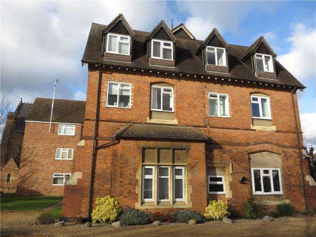 Flat for sale in Hitchman Court, Hitchman Road, Leamington Spa, Warwickshire