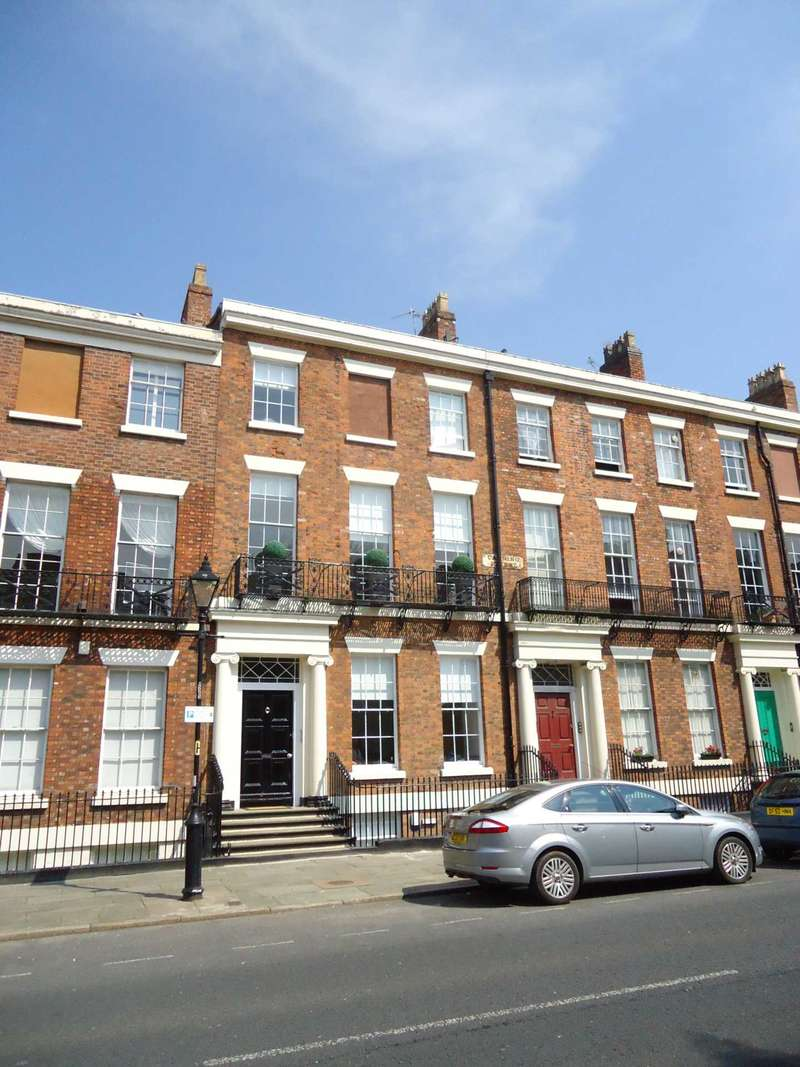 5 Bedrooms Apartment Flat for rent in Canning Street, Liverpool