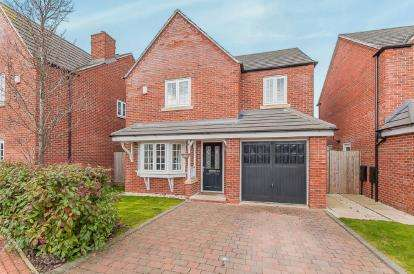4 Bedrooms Detached House for sale in Charlotte Way, Netherton, Peterborough, Cambridgeshire