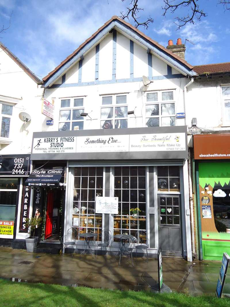 Commercial Property for sale in Woolton Road, Childwall