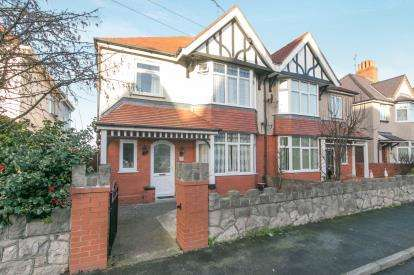 4 Bedrooms Semi Detached House for sale in Pendorlan Avenue, Colwyn Bay, Conwy, North Wales, LL29