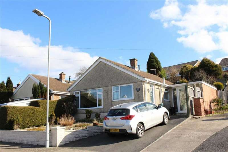 3 Bedrooms Detached Bungalow for sale in Yr Elain, Dunvant