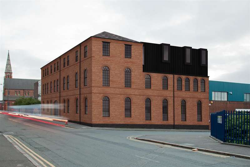 2 Bedrooms Apartment Flat for sale in Iron Works, Alcester Street, Birmingham