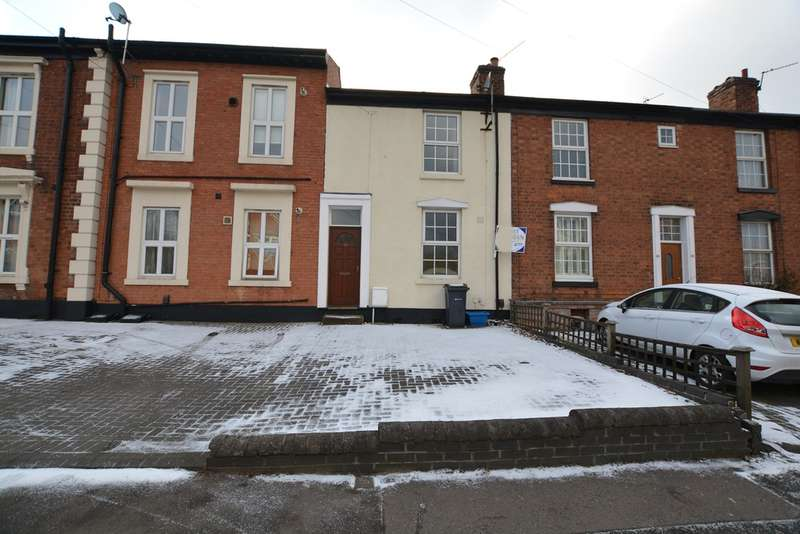 2 Bedrooms Terraced House for sale in Harborne Park Road, Harborne