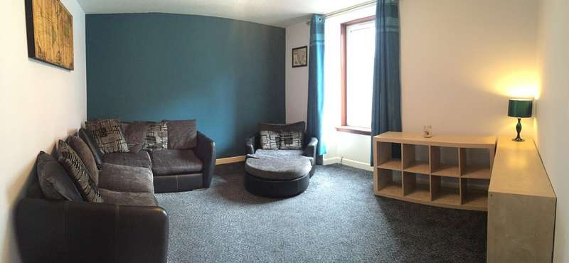 2 Bedrooms Apartment Flat for rent in Urquhart Road (FFL), Aberdeen AB24