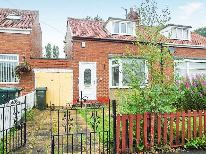 2 Bedrooms Property for sale in Highfield Terrace, Walker, Newcastle upon Tyne, Tyne & Wear, NE6 3EE