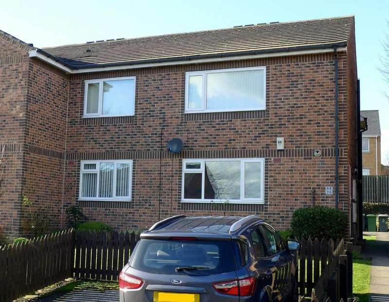 1 Bedroom Flat for sale in Cullingworth Street, Dewsbury