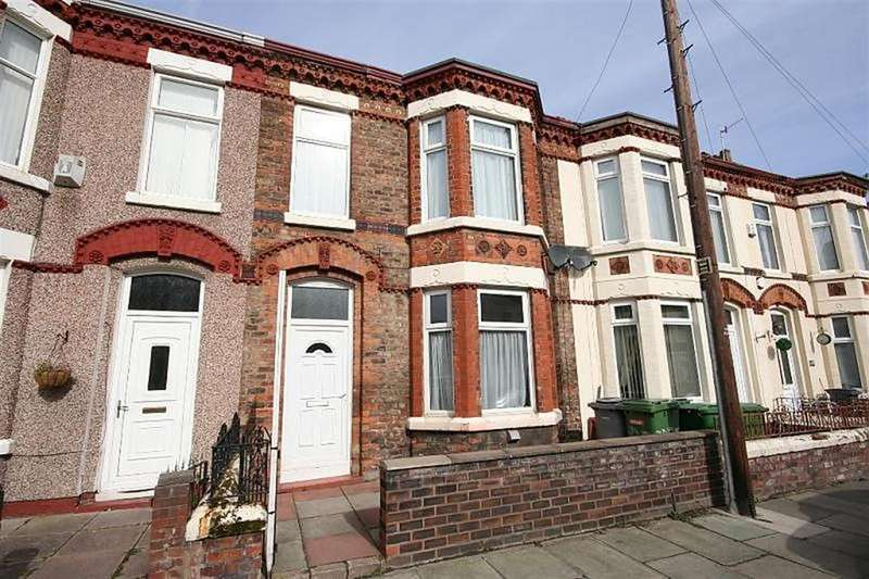 3 Bedrooms Terraced House for rent in Rappart Road, Wallasey, CH44 6QE