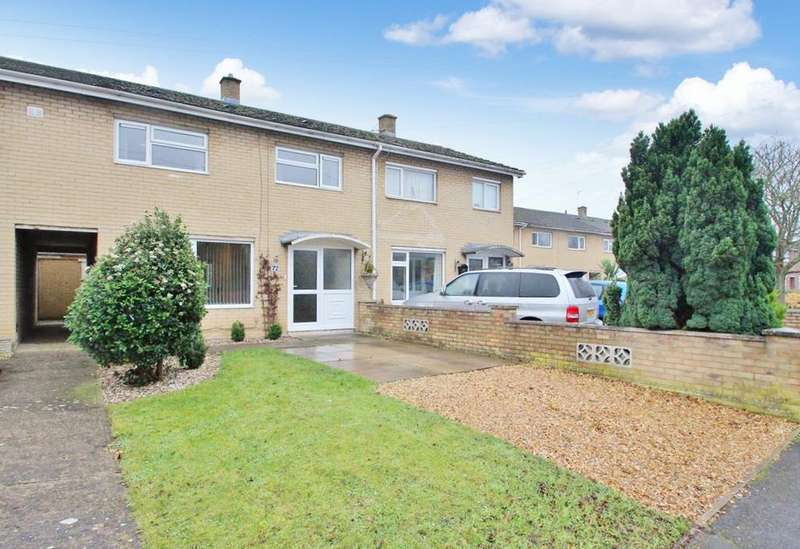 3 Bedrooms Terraced House for sale in Gainsborough Green, Abingdon