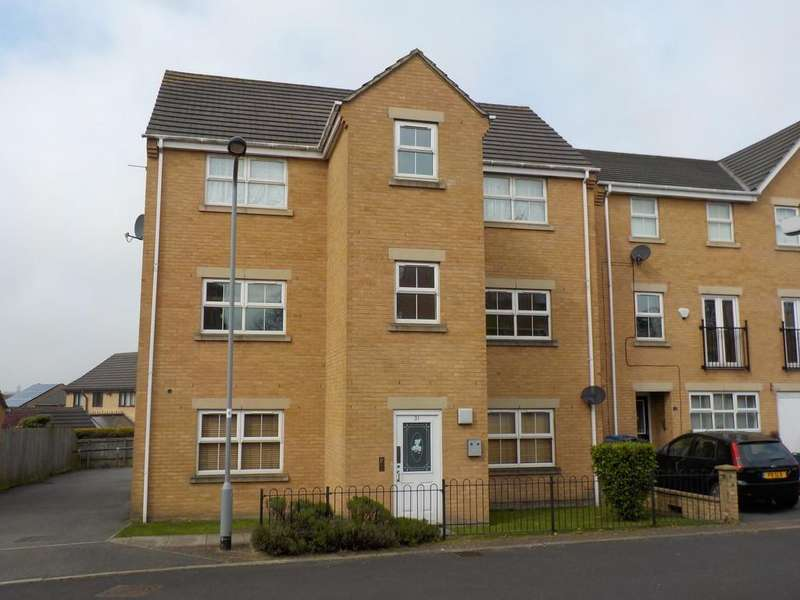 2 Bedrooms Apartment Flat for rent in Alred Court, Bradford